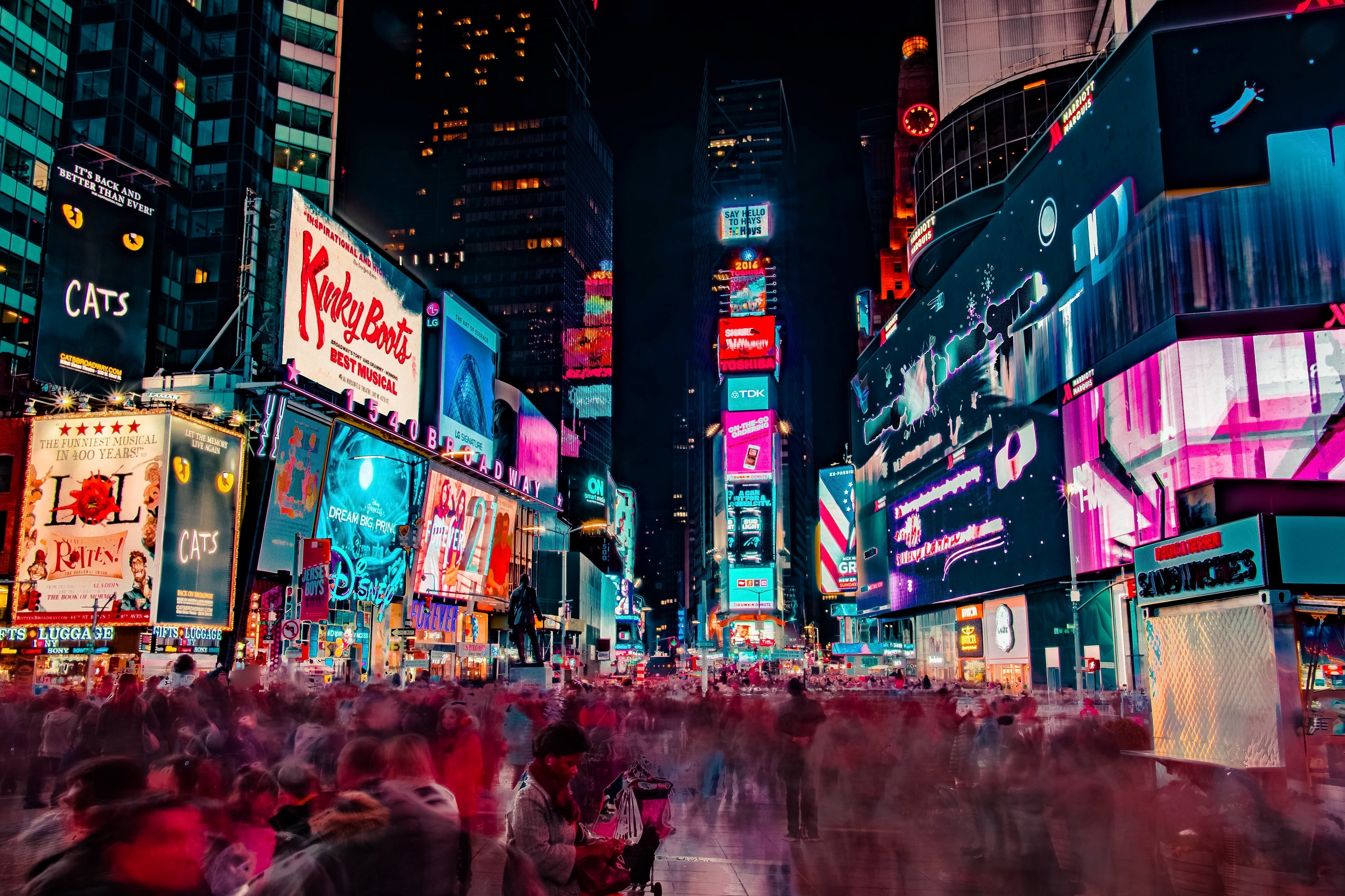 New-York-Time-Square
